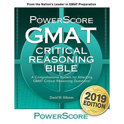 Cn8 Ebook By David M Killoran The Powerscore Gmat Critical Reasoning Bible 1st From Powerscore Publishing Gurjeze